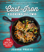 Cast-Iron Cooking for Two Book Cover