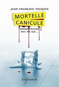 Mortelle canicule La couverture du livre martien