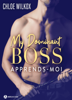 Chloe Wilkox - My Dominant Boss illustration