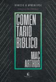 Comentário bíblico MacArthur Book Cover