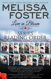 Love in Bloom Series Reading Order PDF Download