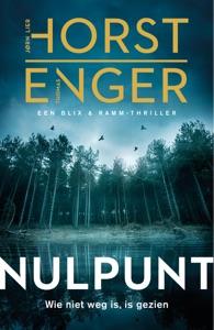 Nulpunt Door Jørn Lier Horst & Thomas Enger Boekomslag