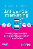 Influencer marketing Book Cover