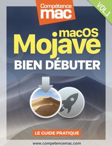 macOS Mojave vol.1 : Bien débuter La couverture du livre martien