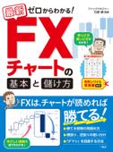 最新 ゼロからわかる! FXチャートの基本と儲け方 売買シグナル早見表付き Book Cover