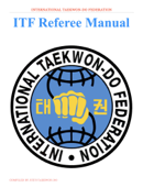 ITF Referee Manual