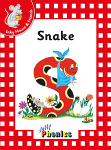 Snake Copertina del libro