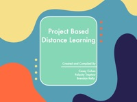 Project Based Distance Learning