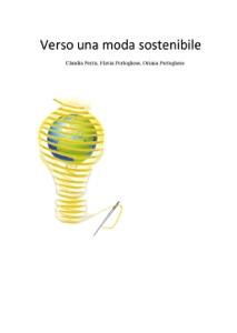Verso una moda sostenibile Book Cover