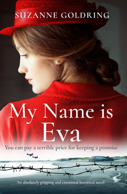 Suzanne Goldring - My Name is Eva book