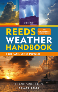 Reeds Weather Handbook 2nd edition Libro Cover