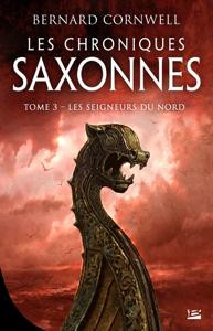 Les Seigneurs du Nord La couverture du livre martien