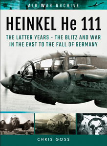 Heinkel He 111: The Latter Years Copertina del libro