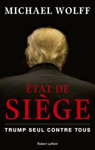 État de siège La couverture du livre martien