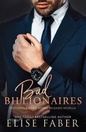 Bad Billionaires Box Set PDF Download