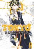 Tokyo Revengers Volume 8 Book Cover