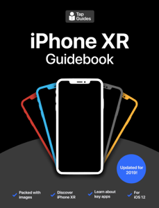 iPhone XR Guidebook Libro Cover