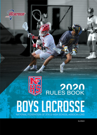 2020 NFHS Boys Lacrosse Rules Book