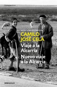 Viaje a la Alcarria seguido de Nuevo viaje a La Alcarria Book Cover