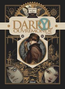 Darryl Ouvremonde - Tome 01 La couverture du livre martien