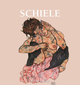 Egon Schiele Book Cover