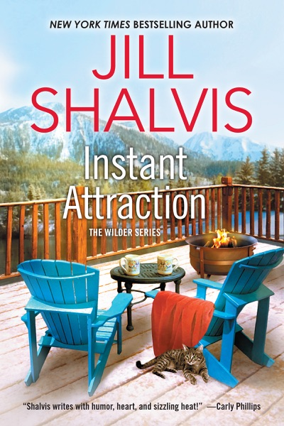 Instant Attraction - Jill Shalvis book cover