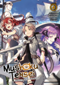 Mushoku Tensei: Jobless Reincarnation (Light Novel) Vol. 4
