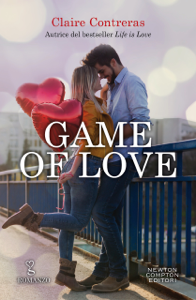 Game of love Libro Cover