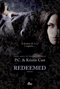 Redeemed Book Cover