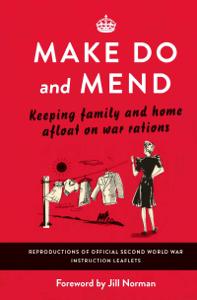 Make Do and Mend Copertina del libro