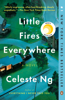 Celeste Ng - Little Fires Everywhere  artwork