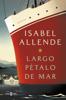 Isabel Allende - Largo pétalo de mar portada