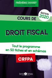 Cours de droit fiscal (édition 2020)