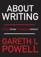 Gareth L. Powell - About Writing artwork