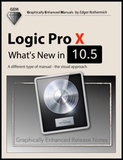 Logic Pro X - What's New In 10.5