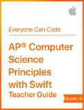 AP® Computer Science Principles with Swift Teacher Guide