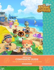 Animal Crossing: New Horizons Official Companion Guide (Complete Image Included)