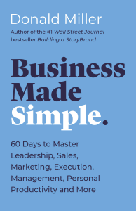 Business Made Simple Book Cover