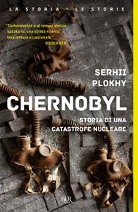 Chernobyl Copertina del libro