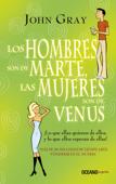 Las hombres son de Marte, las mujeres son de Venus Book Cover