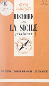 Histoire de la Sicile La couverture du livre martien