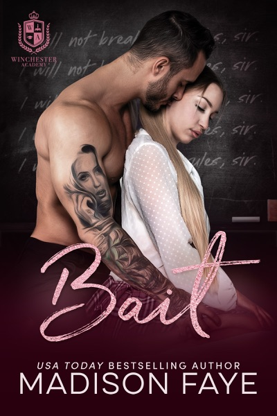 Bait - Madison Faye book cover