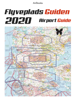 AirBooks - Flyveplads Guiden 2020 - Airport Guide artwork