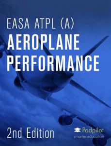 EASA ATPL Aeroplane Performance 2020 Boekomslag