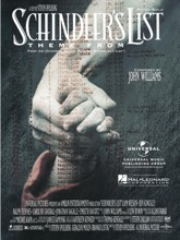 Theme From Schindler's List Piano Solo Sheet Music