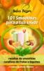 101 Smoothies para a sua saúde