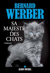 Sa majesté des chats La couverture du livre martien