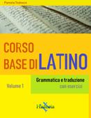 Corso base di latino Book Cover