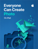 Apple Education - Everyone Can Create Photo artwork