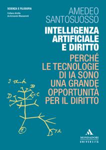 INTELLIGENZA ARTIFICIALE E DIRITTO - Edizione digitale Copertina del libro